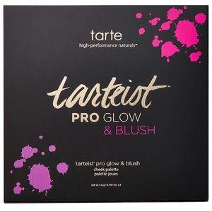 Tarteist Pro Glow & Blush Palette